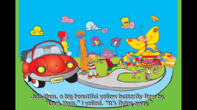 iStoryTime Kids Book- My First Day of School screenshot-3