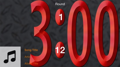 Friendly Timer - Big timer for cooking and fitness screenshot three
