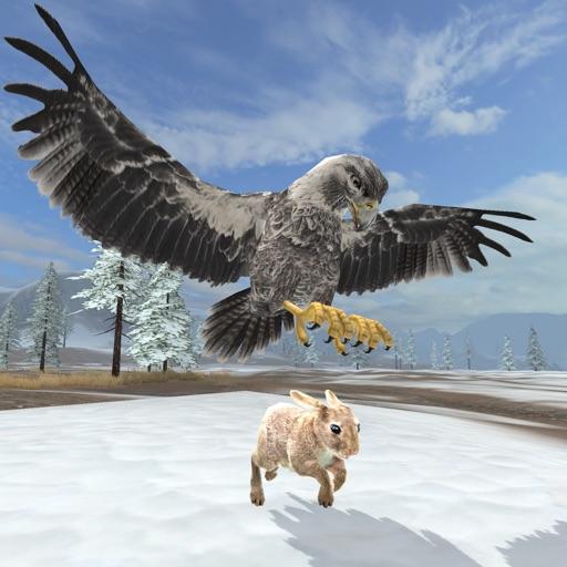 Arctic Eagle Icon
