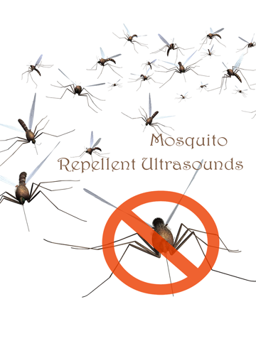 Mosquito  Repellent Ultrasoundsのおすすめ画像1