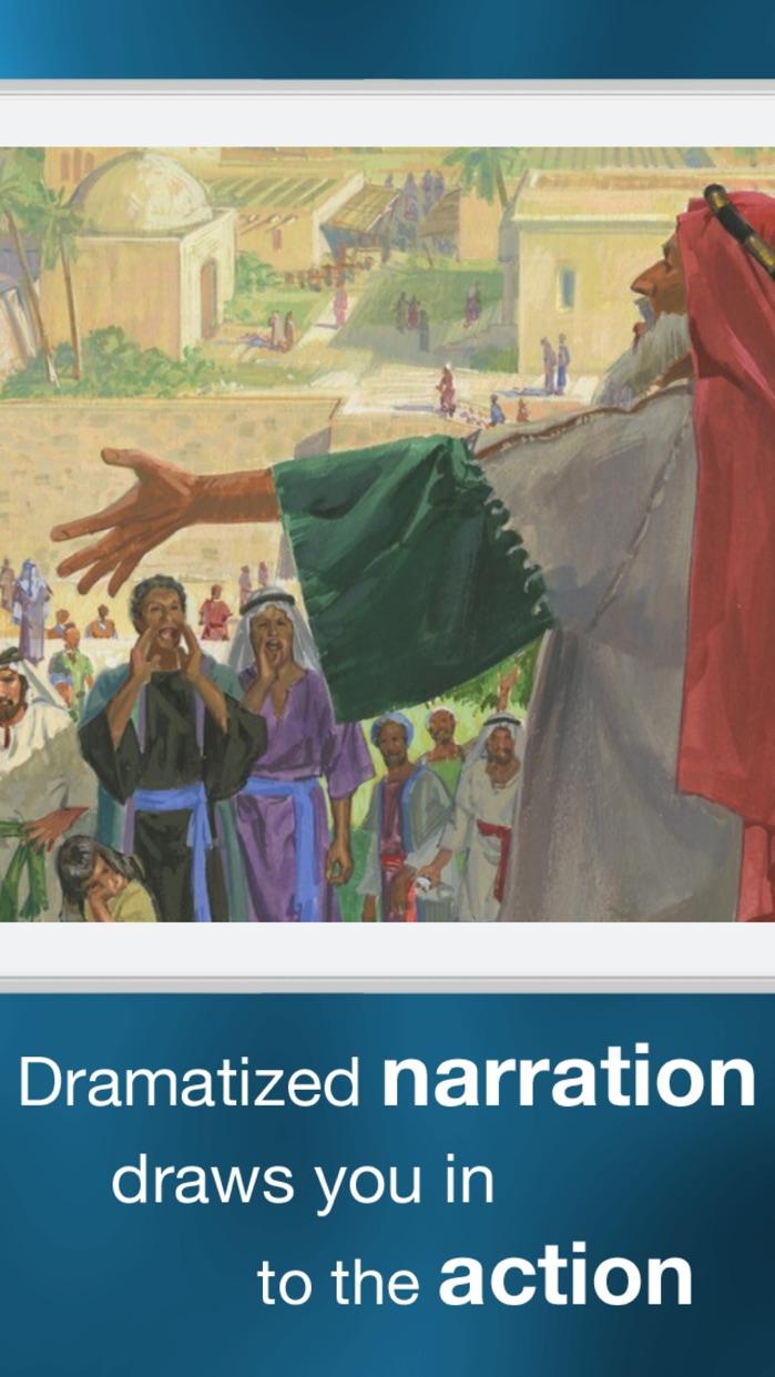 LDS Scripture Stories Screenshot