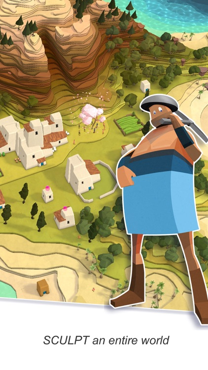 Godus screenshot-0