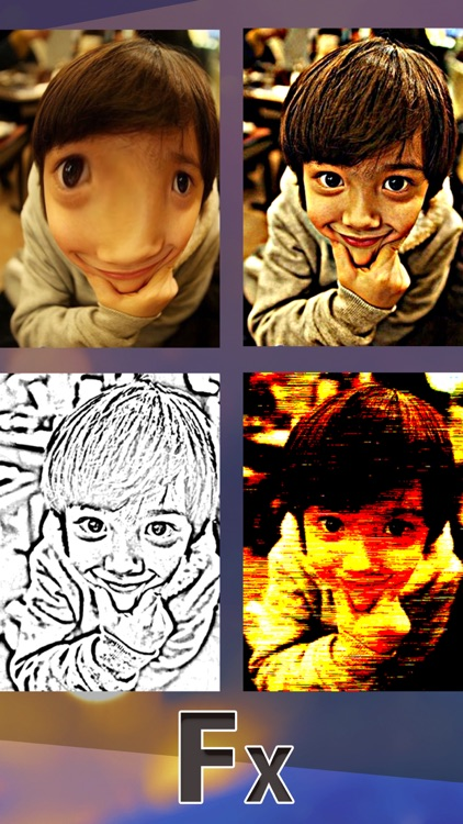 Photo Booth Camera – Change Your Face Eye Hair Etc