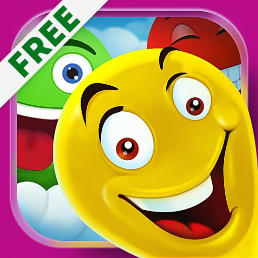 Воздушные шары для малышей и детей - бесплатная захватывающая игра для детей. Антистресс и веселье!