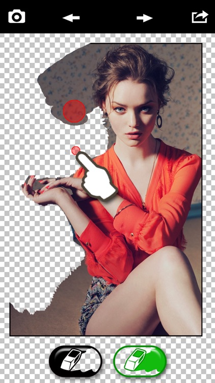 Photo Background Eraser FREE - Transparent Image Editor screenshot-3