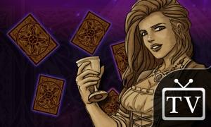 Evil Magic Finger : Card Game
