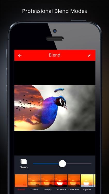 Vidblend Video Blender: Merge & blend video clips into one single video & share on Instagram,Facebook & Vine