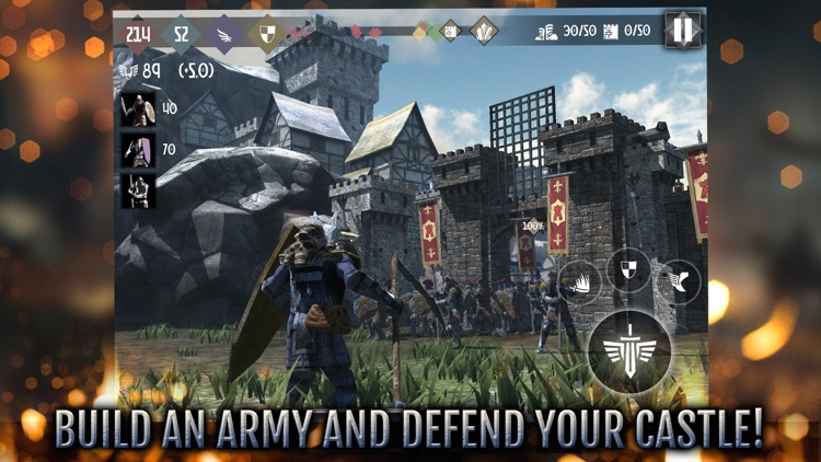 Heroes and Castles 2 Free screenshot-0