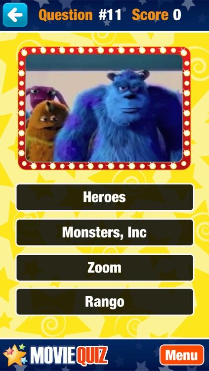 Guess the Movie Game - Film Quiz Trivia screenshot-3