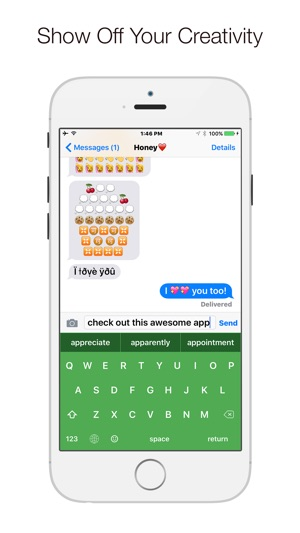 best emoji app for iphone emoji emoticons keypad color keyboard themes and emojis 16645