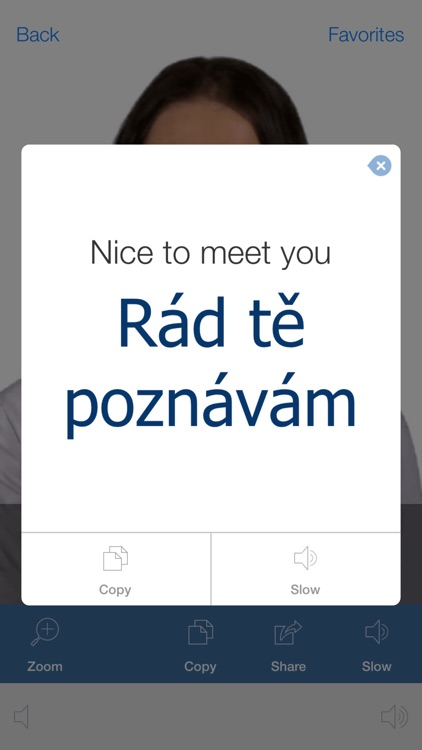 Czech Pretati - Translate, Learn and Speak Czech with Video Phrasebook screenshot-2