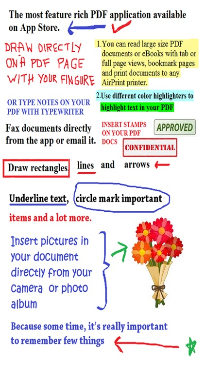 Document Writer - Word Processor and Reader for Microsoft Office - Personal Edition screenshot-3