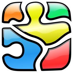 Shape Puzzles Pro - Assemble Brainteaser
