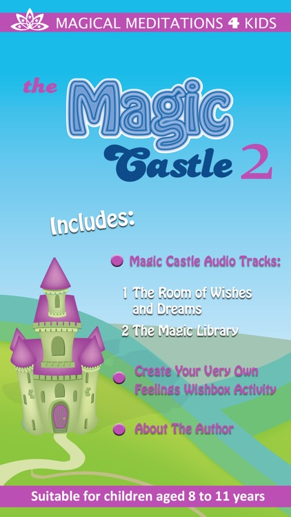 The Magic Castle 2 – Children's Meditation App by Christiane Kerr screenshot-0