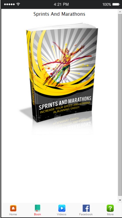 Sprint Training - Learn How to Sprint Faster screenshot-3