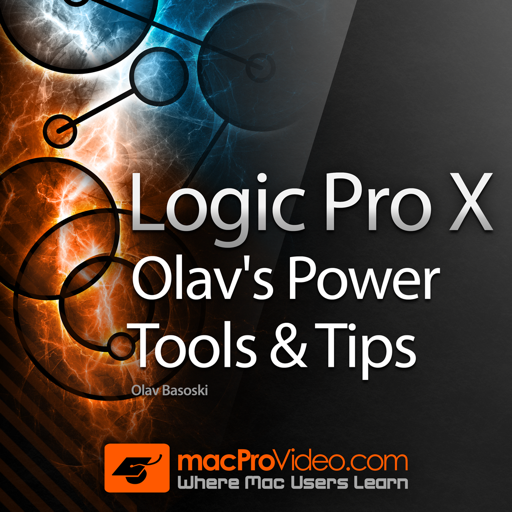 Course For Logic Pro X - Olav's Power Tools & Tips