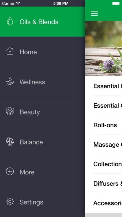Young Living Essential Oils - Mobile screenshot-3