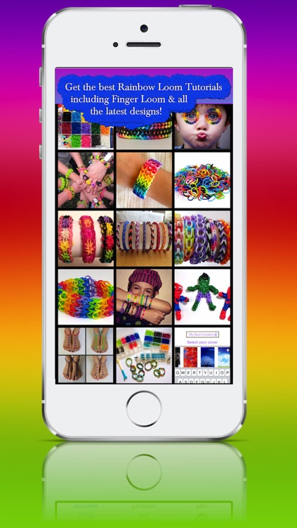 Rainbow Loom Pro screenshot-1