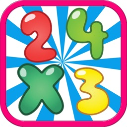 count animal match for kids