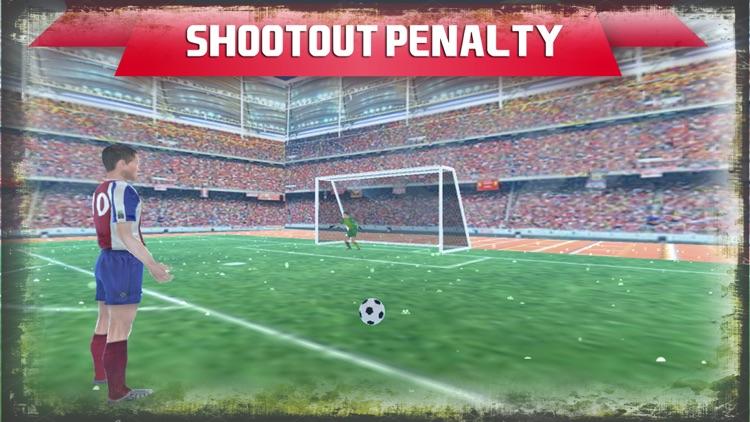 Football Flick Goal screenshot-4