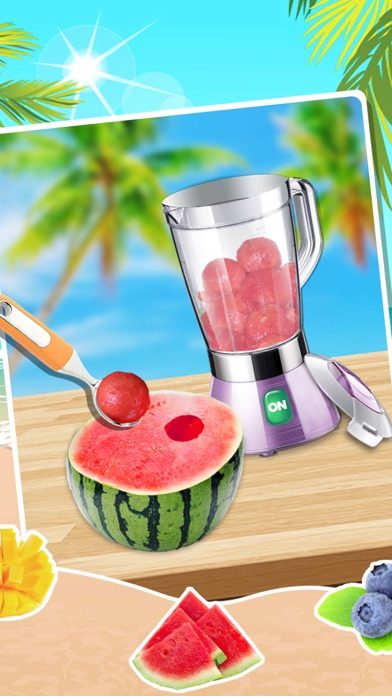 Summer Chef - Frozen Yogurt Maker screenshot two