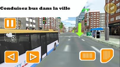 Screenshot #3 pour Ville Bus Driver Sim PV