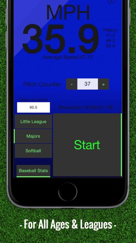 Baseball Pitch Speed - Radar Gun - Online Game Hack and