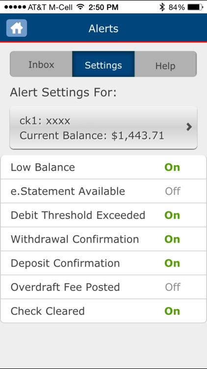 Arvest Mobile Banking App screenshot-3