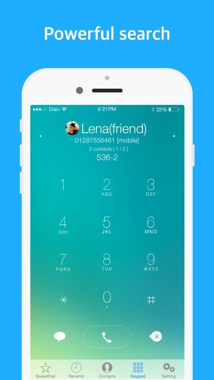 Dial+ screenshot-0