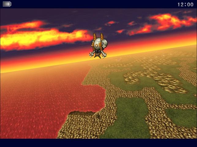 FINAL FANTASY VI Screenshot