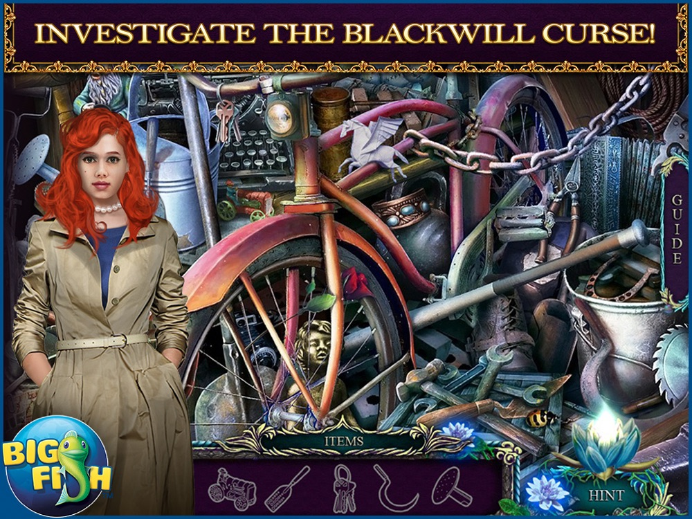 Shiver: Lily's Requiem HD - A Hidden Objects Mystery hack tool