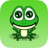 Froggy Crossing The Road Free Game : Jumping In Hazard Jungle Over Ostacles Yummy Coin Endless Game