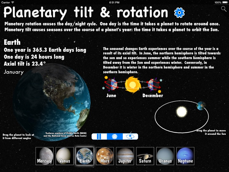 Interactive Minds: Solar System screenshot-2