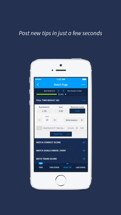 bettingexpert LIVE screenshot three