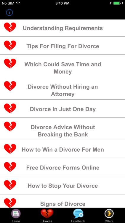 How to Get Divorce screenshot-3