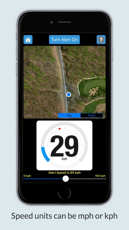 iSpeedAlert - Speed Monitor