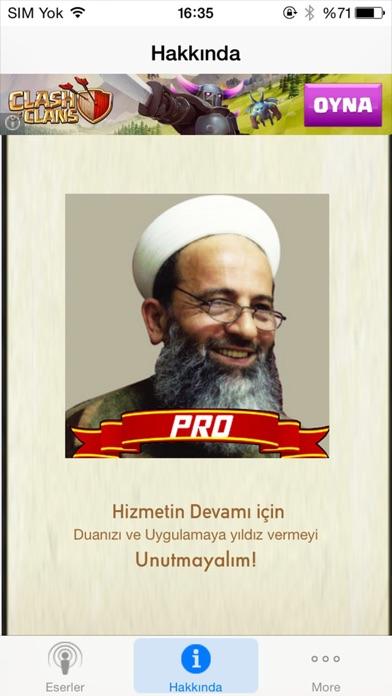 download Bayram Ali Öztürk Hoca Sohbetleri Dinle apps 0