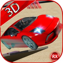 GT跑车愤怒的特技3D - 极端最高档位的壮举和漂移挑战