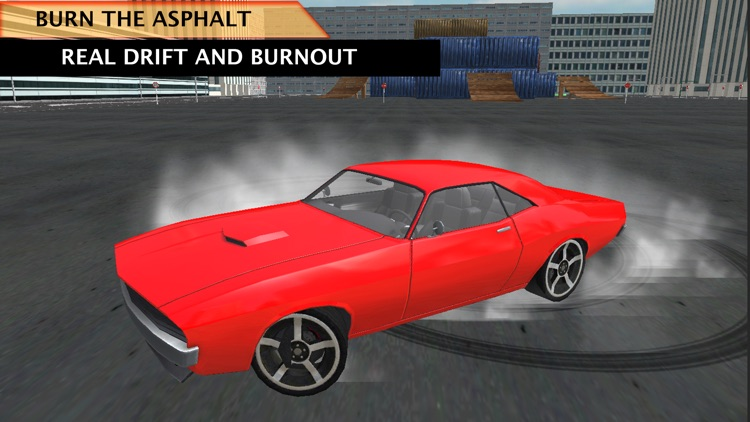 Lux Turbo Extreme Classic Car Driving Simulator screenshot-4