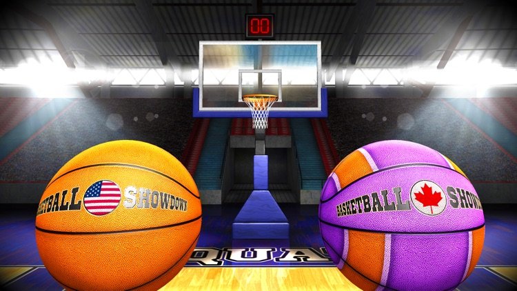 Basketball Showdown 2015 screenshot-0
