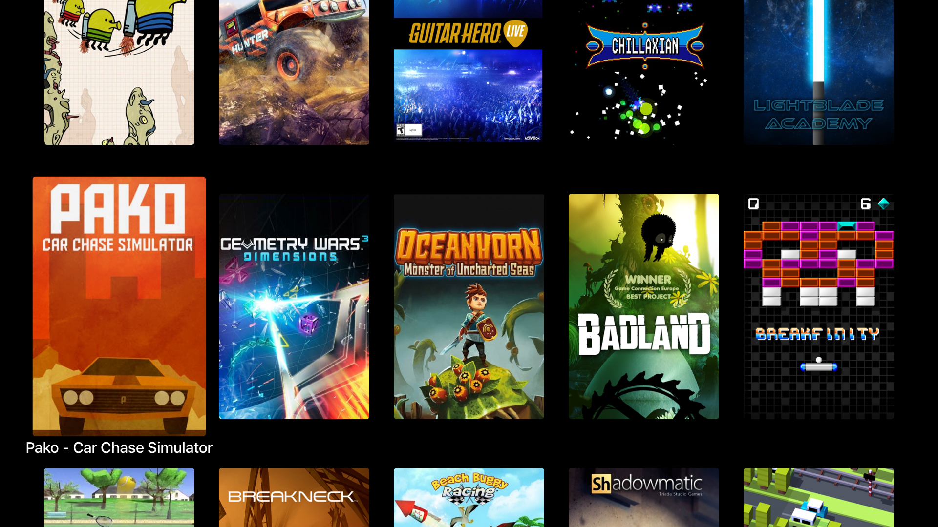NowGAMING - The Top Game Previews, Trailers, Cheats & App Advice screenshot 4