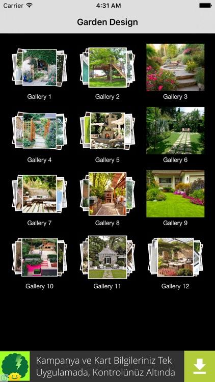 Free Garden Design