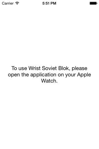 Wrist Soviet Blok - náhled