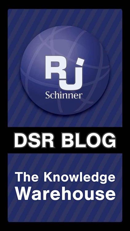 RJ Schinner DSR App