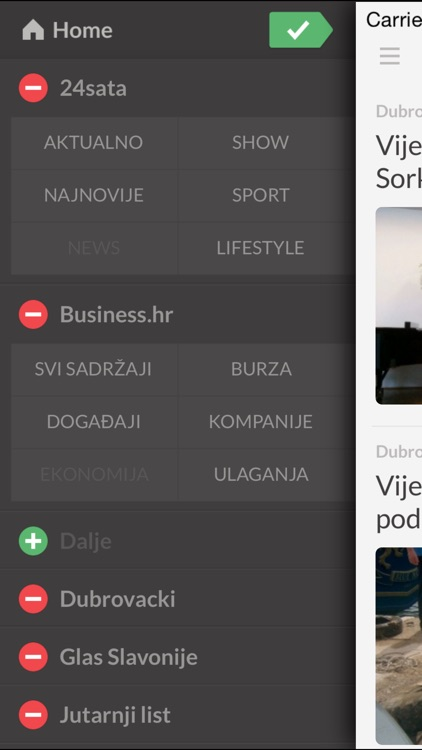Novine HR screenshot-2