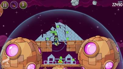 Angry Birds Space : défiez la gravité-capture-3