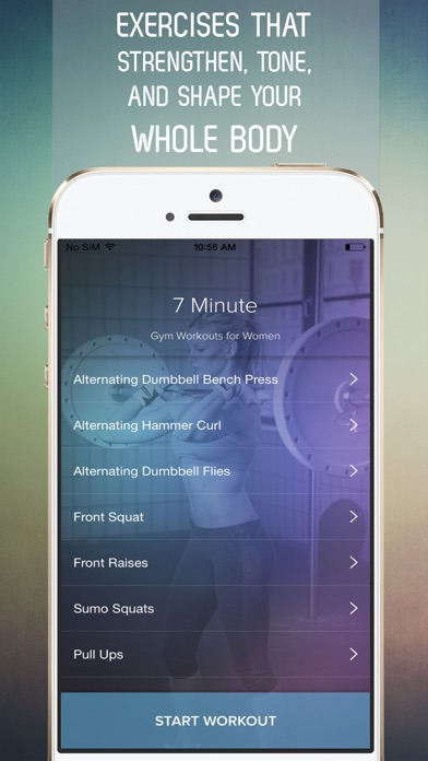 download 7 Minute Gym Workouts for Women apps 3