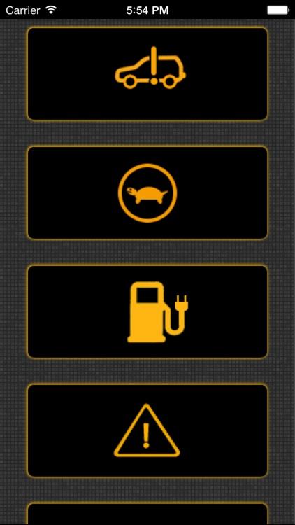 App for Lexus with Lexus Warning Lights screenshot-3