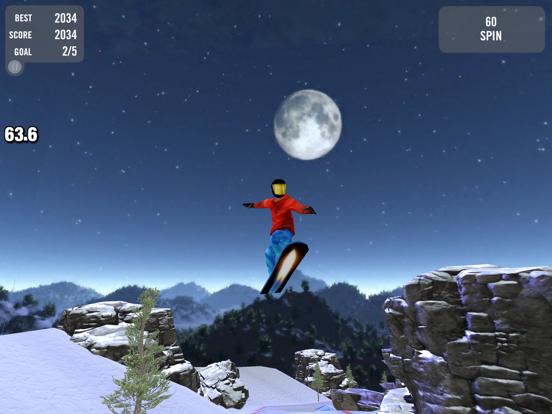 Crazy Snowboard для iPad