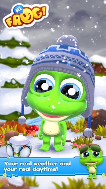 Hi Frog!